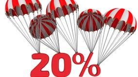 Dwadzieścia procentów rabat