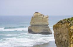 Dwanaście apostołów, Wielka ocean droga, Południowy Wiktoria Fotografia Stock