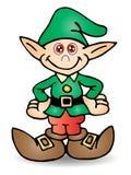 Dwarf illustration Stock Image