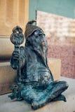 Dwarf Klucznik Wroclaw Royalty Free Stock Photography