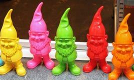 Dwarf man Stock Image
