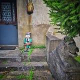 Dwarf statue Stock Photography