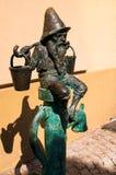 Dwarf Wodziarz Wroclaw Royalty Free Stock Photography