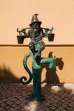 Dwarf Wodziarz Wroclaw Royalty Free Stock Photo