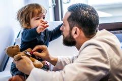 dwarfism Lizenzfreie Stockfotografie