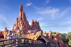 Dwarfs Mine Train Stock Images