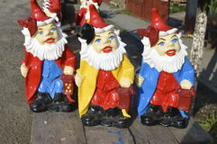 Dwarfs the ornamental Stock Images