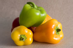 Dwarfs pepper Stock Image