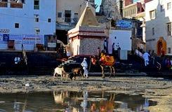 Dwarka-Гуджарат Стоковые Фото