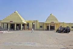 Dwarka railway station Stock Images
