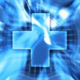 Dwars Symbool stock illustratie
