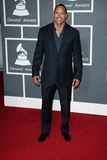 Dwayne Johnson. At the 51st Annual GRAMMY Awards. Staples Center, Los Angeles, CA. 02-08-09 Royalty Free Stock Images
