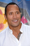 Dwayne Johnson Fotografia de Stock Royalty Free