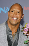 Dwayne Johnson Stock Photo
