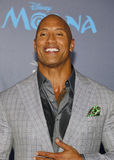 Dwayne Johnson. At the AFI FEST 2016 Premiere of `Moana` held at the El Capitan Theatre in Hollywood, USA on November 14, 2016 Stock Photography