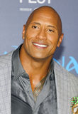 Dwayne Johnson. At the AFI FEST 2016 Premiere of `Moana` held at the El Capitan Theatre in Hollywood, USA on November 14, 2016 Stock Image