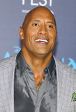 Dwayne Johnson. At the AFI FEST 2016 Premiere of `Moana` held at the El Capitan Theatre in Hollywood, USA on November 14, 2016 Royalty Free Stock Image