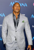 Dwayne Johnson. At the AFI FEST 2016 Premiere of `Moana` held at the El Capitan Theatre in Hollywood, USA on November 14, 2016 Stock Images