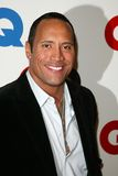 Dwayne Johnson. At the GQ Magazine's 10th Anniversary 'Men of the Year' Issue Release Party, Mr. Chow's, Beverly Hills, CA 12-01-05 Stock Photos