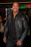 Dwayne Johnson, a ROCHA Fotos de Stock