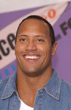 Dwayne Johnson,THE ROCK Royalty Free Stock Images