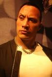 Dwayne Johnson wosku postać Zdjęcia Royalty Free