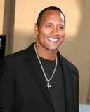 Dwayne. 'The Rock' Johnson arriving at the  MTV Movie Awards at the Shrine Auditorium,  Los Angeles, CA June 4, 2005 Stock Photos