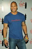 Dwayne. 'The Rock' Johnson at Virgin Colas' Movie Awards After Party at Club XES in Hollywood, CA. 06-05-04 Stock Image