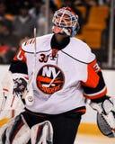 Dwayne Roloson, New York Islanders Στοκ Εικόνες