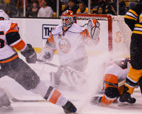 Dwayne Roloson, New York Islanders Στοκ Φωτογραφίες