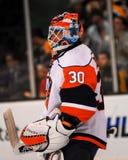 Dwayne Roloson, New York Islanders. New York Islanders goalie Dwayne Roloson #30 royalty free stock photography