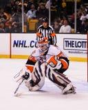 Dwayne Roloson, New York Islanders. New York Islanders goalie Dwayne Roloson #30 stock photos