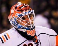 Dwayne Roloson, New York Islanders. New York Islanders goalie Dwayne Roloson #30 royalty free stock image