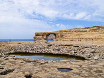 Dwejra Bay Royalty Free Stock Image