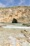 Dwejra – Malta Stock Image