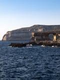 Dwejra Seascape Stock Photo