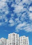 Dwelling, apartment house Stock Photos