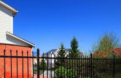 Dwelling district Stock Image