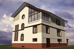 Dwelling House Royalty Free Stock Image