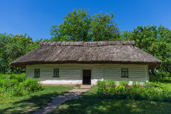 Dwelling house 16th century Royalty Free Stock Images
