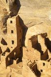 Dwellings at Mesa Verde National Park, Colorado Stock Photo