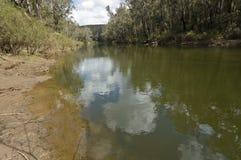 dwellingup ποταμός Στοκ φωτογραφίες με δικαίωμα ελεύθερης χρήσης