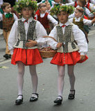 dwie dziewczyny Fotografia Royalty Free