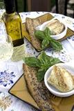 - dwie kolację Fotografia Stock