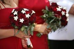 dwie róże zdjęcia royalty free