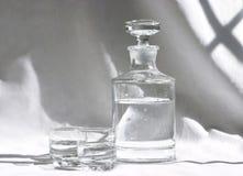 dwie wódki, Zdjęcia Stock