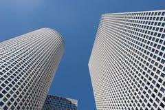 dwie wieże obraz stock