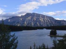 dźwigarki jezioro dwa Obraz Stock