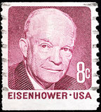 Dwight Eisenhower fotografie stock