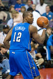 Dwight Howard Of The Orlando Magic Stock Photography